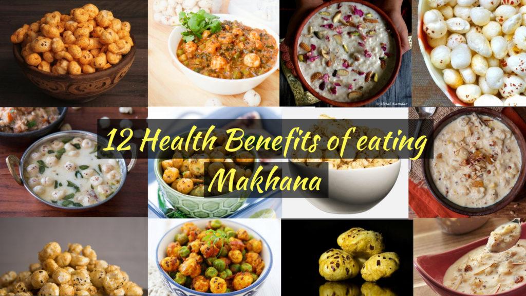 12 Health Benefits Of Eating Makhana Koshi Makhana