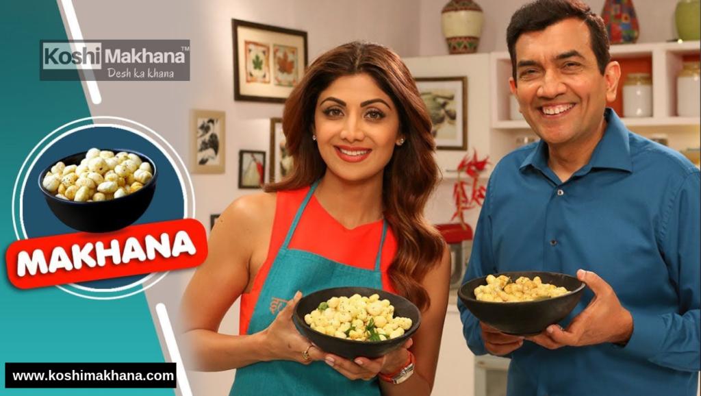 Healthy Organic Makhana