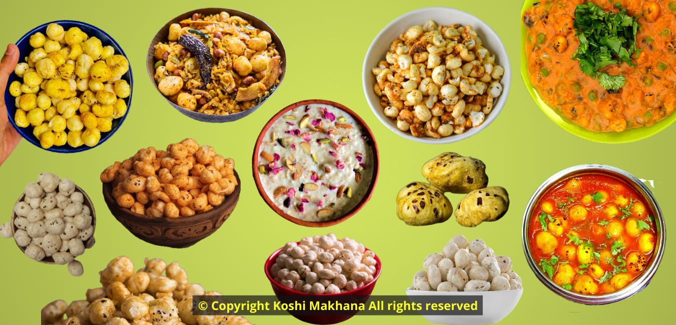 Makhana Recipe,